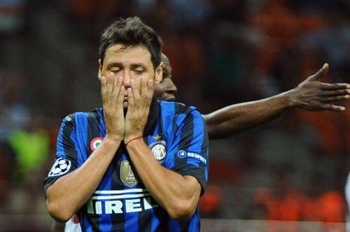 Pagellone 2011/12 - Mauro Zarate: 4