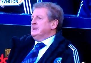 VIDEO - Il ballo della testa di Hodgson... impazza in Inghilterra!