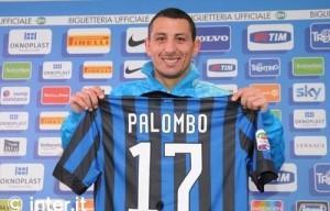 Palombo presentazione Inter
