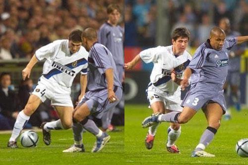 Olympique Marsiglia-Inter, i precedenti