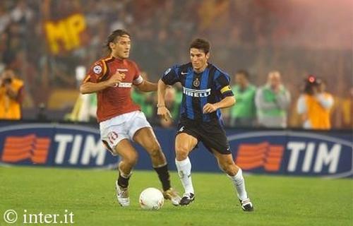 Roma-Inter, i precedenti