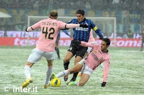 Inter-Palermo, i precedenti
