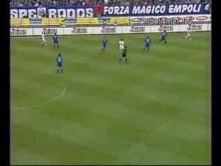 VIDEO D'ANNATA: Quell'autogol di Materazzi contro l'Empoli...