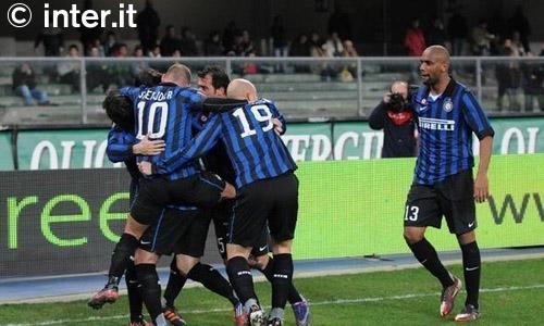 Chievo-Inter 0-2, le parole dei protagonisti