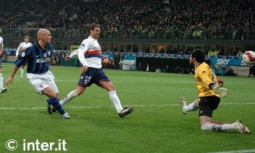 Inter-Genoa, i precedenti