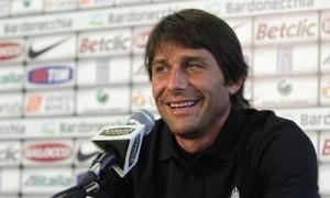 Juventus conferenza Conte