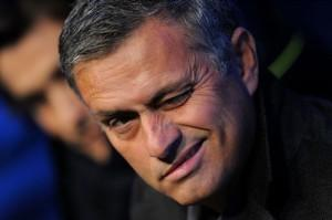 Mourinho occhiolino