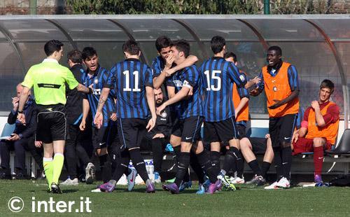 Primavera: l'Inter supera il Cesena e consolida il primato