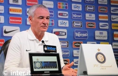 Le parole di Ranieri alla vigilia di Inter-Atalanta