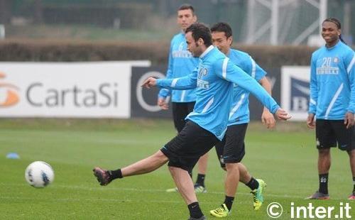 Inter-Atalanta, i convocati: out Chivu, Stankovic, Alvarez e Sneijder