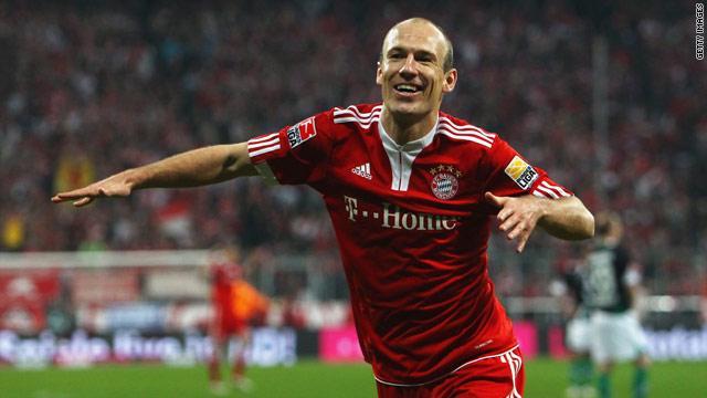 Moratti, ascolta Robben: