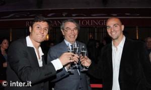Botinero - Zanetti Cambiasso e Moratti