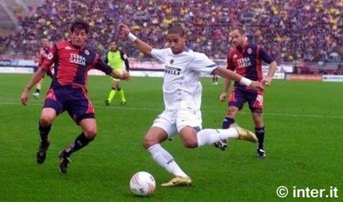 Cagliari-Inter, i precedenti