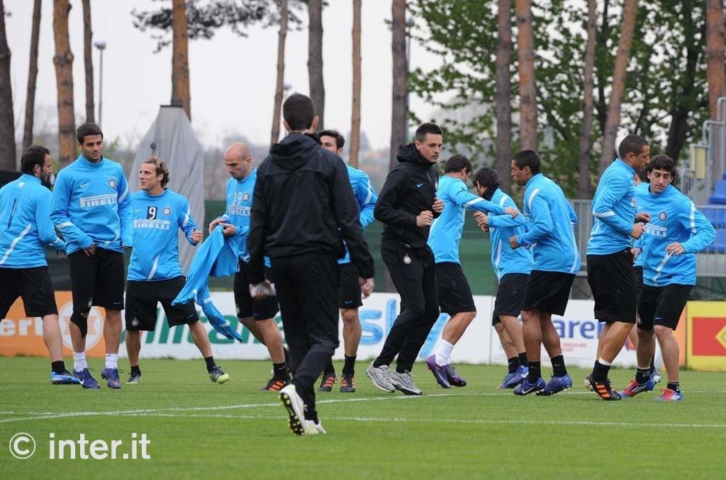 Inter-Siena, i convocati: si rivede Alvarez, ancora out Maicon e Sneijder