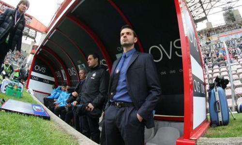 Stramaccioni insiste sul 4-3-3: dubbio Stankovic-Guarin, Forlan favorito su Alvarez