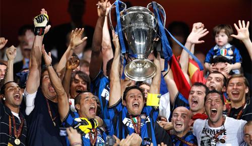Zanetti Champions Madrid