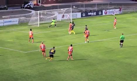 VIDEO - Doppio passo e tiro a effetto in stile Holly e Benji: il super gol di Kevin Venegas