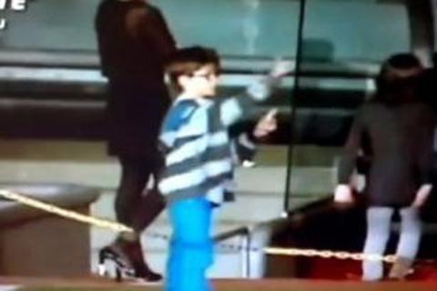 VIDEO - Guardiola Jr. imita il padre Pep al