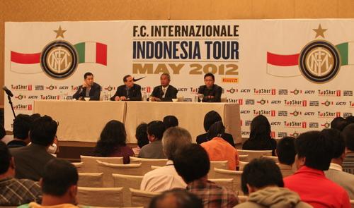 La stagione dell'Inter si chiuderà in Indonesia: ecco avversari e date della tournèe