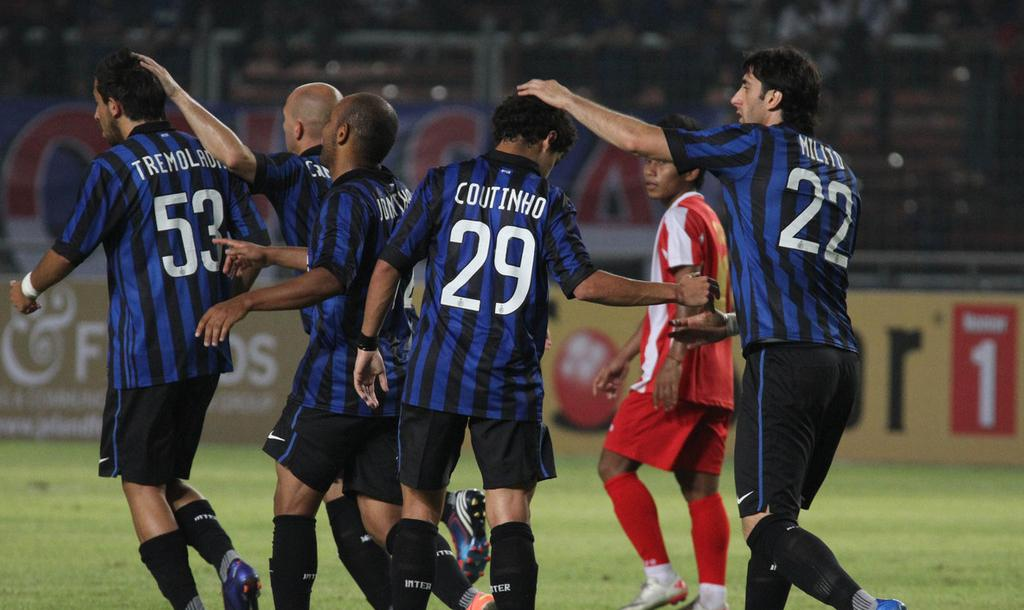 Indonesia Liga Selection-Inter 0-3, le pagelle