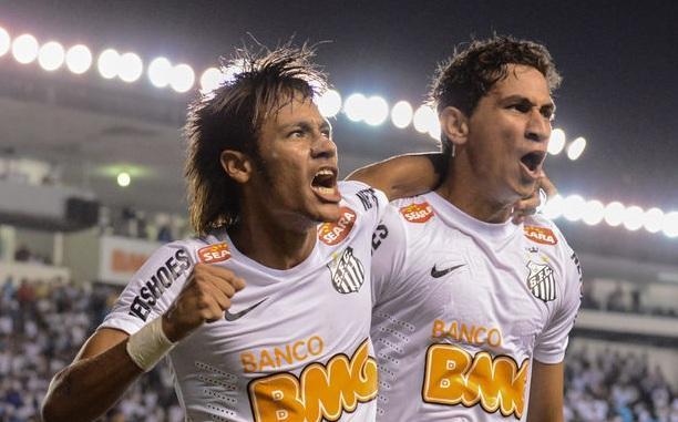 VIDEO - Show di Neymar e Ganso: il Santos travolge il Bolivar (8-0) in Copa Libertadores