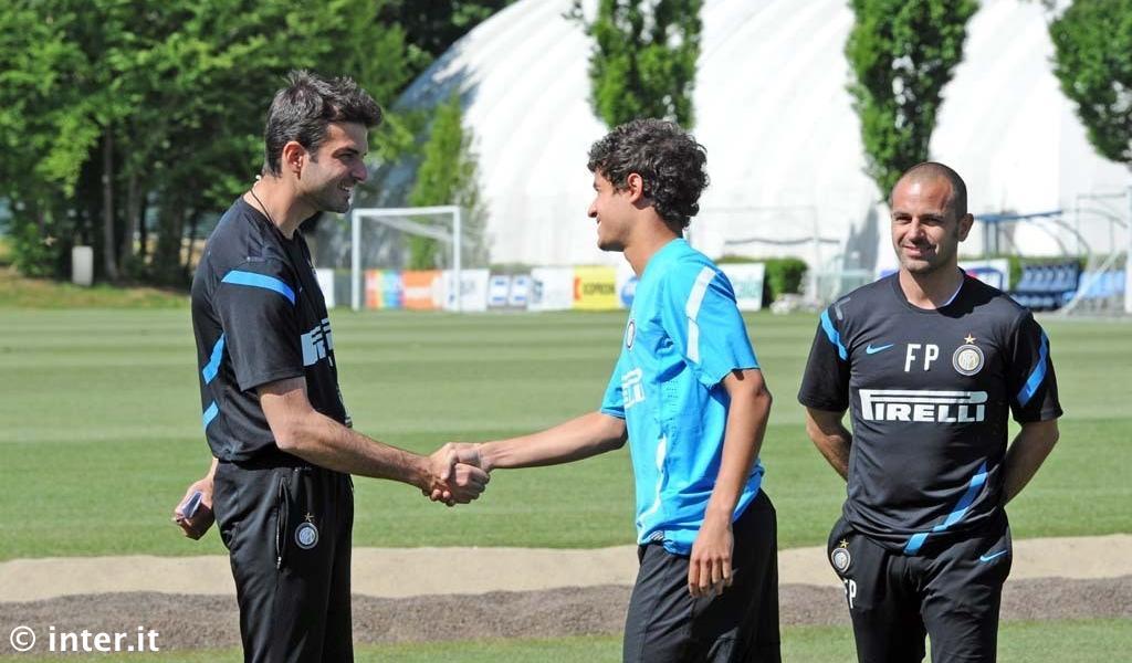 Baby nerazzurri alla ribalta. L'Inter riparte dai giovani...