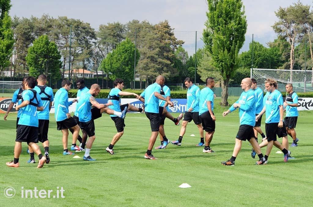 Inter-Milan, i convocati: tornano Guarin e Zanetti, forfait di Poli e Forlan