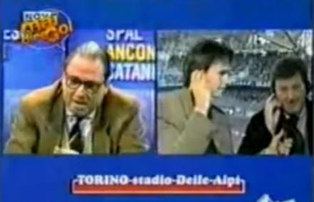VIDEO - Quando Maurizio Mosca fece imbestialire Roy Hodgson
