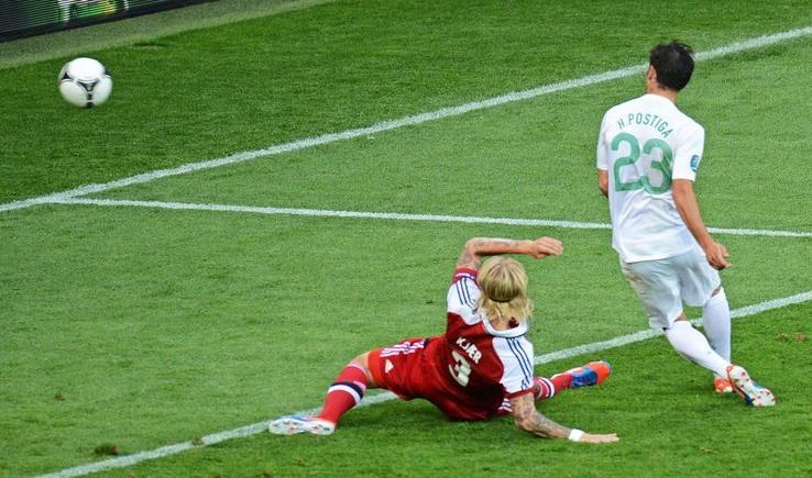 VIDEO - Euro 2012: Danimarca vs Portogallo 2-3