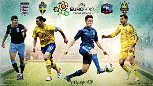 Euro 2012 - Girone D: <i>top&flop</i> di Inghilterra-Ucraina e Svezia-Francia