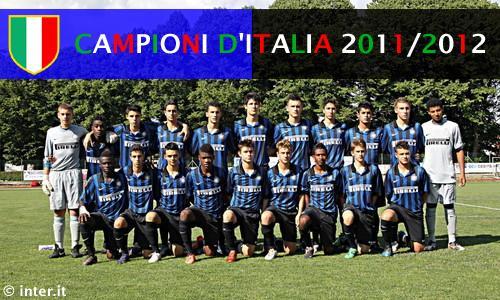 Anche i Giovanissimi Nazionali sono CAMPIONI D'ITALIA!!! Napoli travolto 4-1
