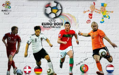 Euro 2012 - Girone B: <i>top&flop</i> di Olanda-Danimarca e Germania-Portogallo