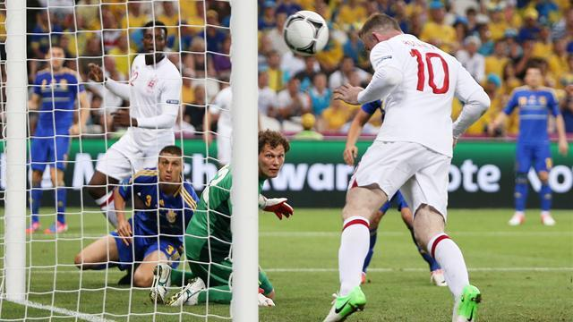 VIDEO - Euro 2012: Inghilterra vs Ucraina 1-0
