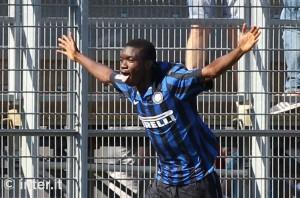 Inter-Palermo Primavera Mbaye