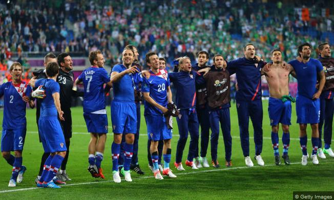 VIDEO - Euro 2012: Irlanda vs Croazia 1-3