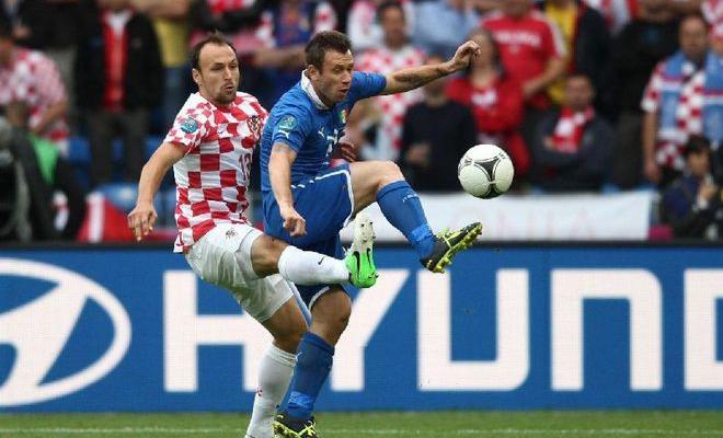 VIDEO - Euro 2012: Italia vs Croazia 1-1