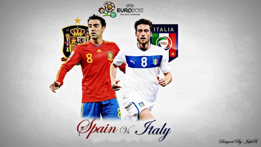 VIDEO - Euro 2012: Italia vs Spagna, il promo della finale