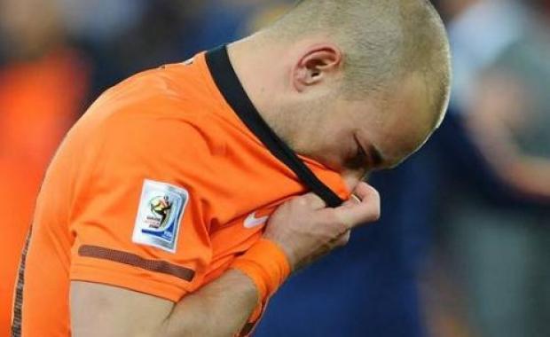 Sneijder archivia una stagione da dimenticare