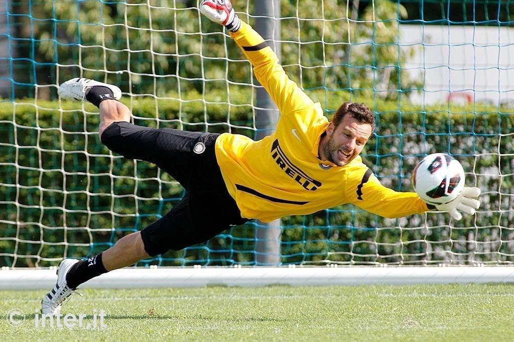 Due mani in più per Strama: Handanovic è pronto al rientro