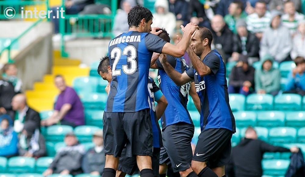 Celtic-Inter, le parole dei protagonisti