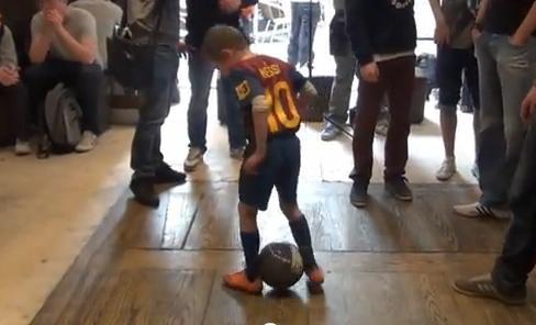 VIDEO - Il Barcellona ha già il suo nuovo Messi: si chiama Ciaran Duffy e ha solo 8 anni