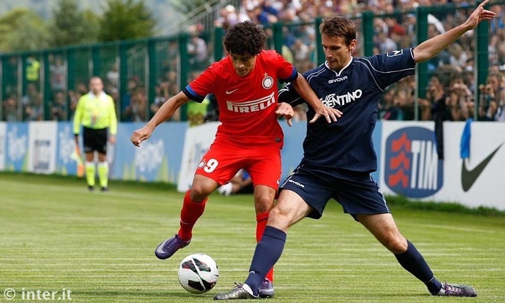 6-0 nella seconda amichevole. Super Coutinho, bene Mbaye. Cresce l'intesa tra Palacio e Milito