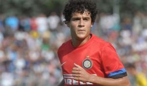 Coutinho Inter maglia rossa