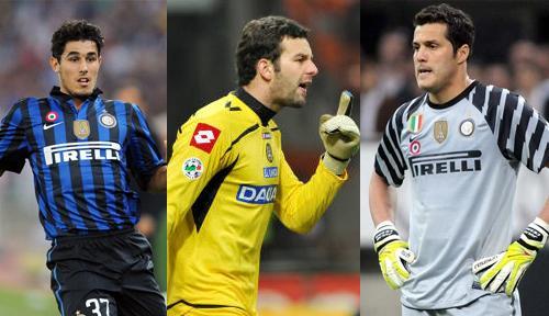 Faraoni dice sì all'Udinese. Domani visite mediche per Handanovic, ma Julio ribadisce: