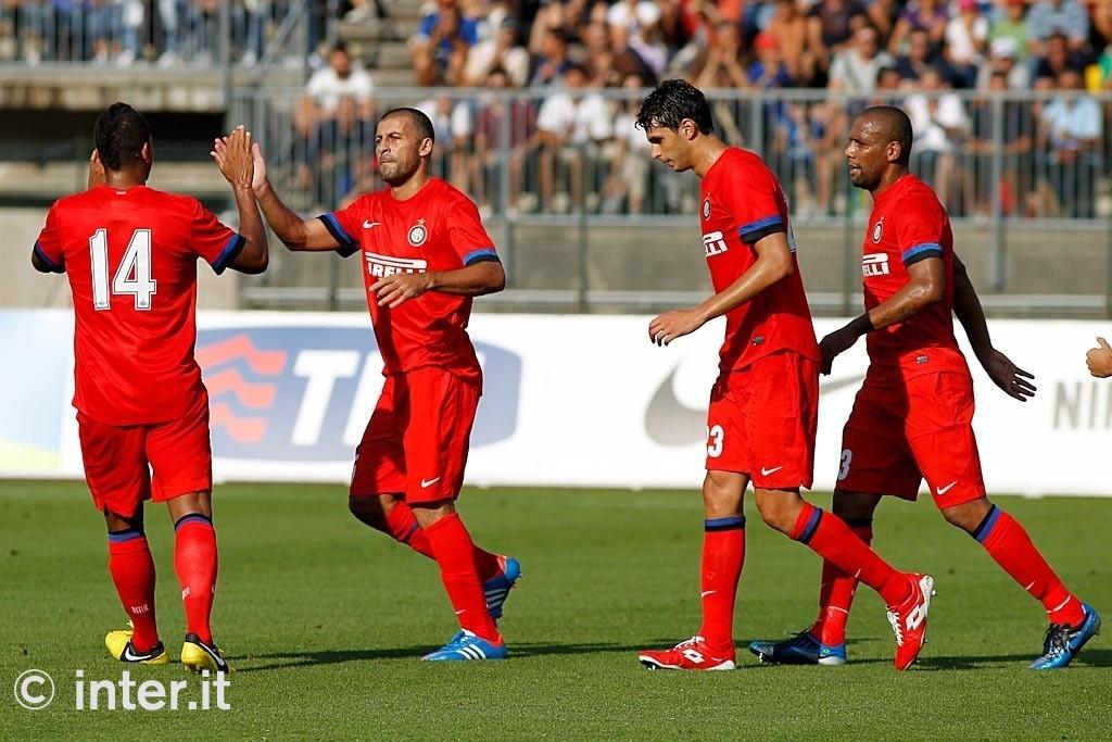 Inter-Fc Koper 2-0: Samuel e Coutinho sbrigano la pratica. Adesso si torna a Milano