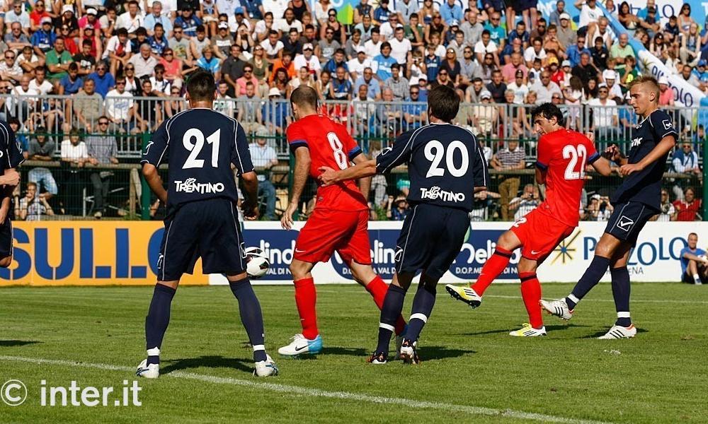VIDEO - Ecco gol e highlights dell'amichevole tra Inter e Trentino Team