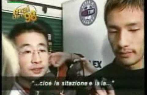 VIDEO - Nabuyoshi Tamura, l'indimenticabile traduttore di Nakata