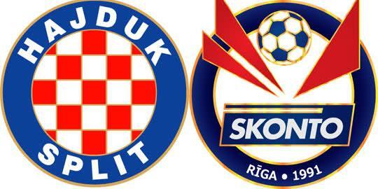 Hajduk Spalato e Skonto Riga ai raggi X