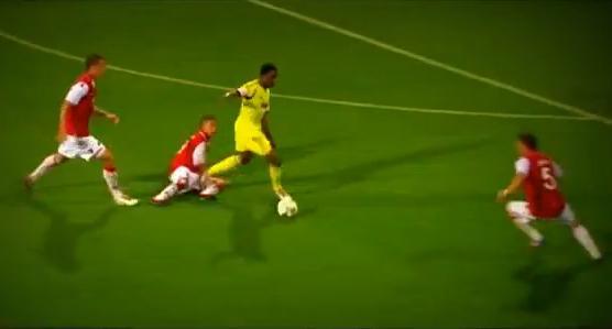 VIDEO - Eto'o contro tutti: dribbla mezza squadra e segna un gol sensazionale