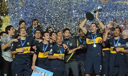 VIDEO - Il Boca si aggiudica la <i>Copa Argentina</i> contro il Racing. Gran gol di Santiago Silva